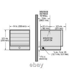 1874-5000W 208/240V Heavy Duty Fan Forced Ceiling Mounting Heater