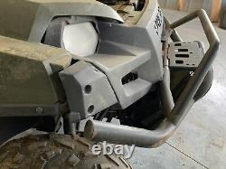 2012 Polaris Ranger Xp 800 4x4 Eps GENUINE -HEAVY DUTY Steel Bumper Guard Mount
