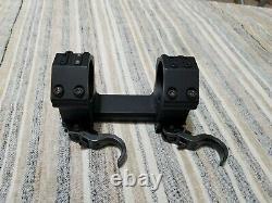 34mm one piece scope mount 20 MOA heavy duty all steel ERA Tactical brand