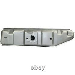 35 Gallon Fuel Gas Tank For 2003-03 Ford E-250 97-02 E-150 Econoline Silver
