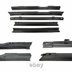 98 Long Bed Truck Floor Support Crossmember Kit FOR Ford With Mounting Hardware