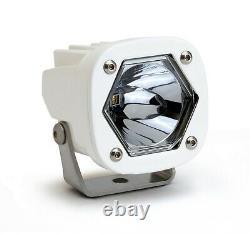 Baja Designs S1 White Single Pod Spot Laser Light With Mounting Bracket