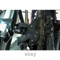 Blac-Rac 1070-HE Tactical Weapons Mount with 18 T-Channel Kit For Pick Ups & Cars
