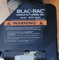Blac-Rac The Original 1070 Tactical Weapons Mount For Trucks Cars SUVs UTVs ATVs