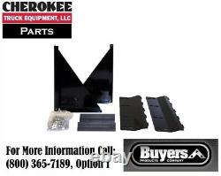 Buyers Products 5051210, LiftDogg Lift Gate Mounts for Ford Super Duty 1999-2016