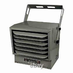 Comfort Zone CZ260ER Heavy-Duty Ceiling-Mounted Industrial Fan Heater Furnace
