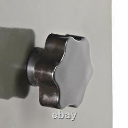 Comfort Zone Heavy-Duty Ceiling-Mounted Industrial Fan Heater Furnace (Damaged)