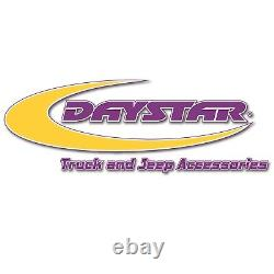 Daystar KF04061ST Body Mount Plated Steel Sleeves Kit for Ford F-350 Super Duty
