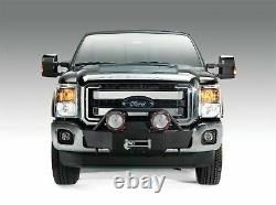 Fab Fours For 99-04 Ford Super Duty Black Small Frame Winch Mount FS99-N1650-1