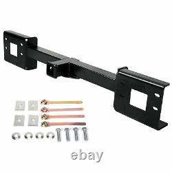 For 1999-2007 Ford F-250 F-350 Super Duty Front Mount Trailer Receiver Hitch