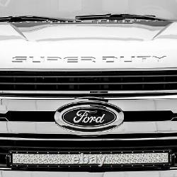 For Ford F-250 Super Duty 17-19 Mounts Mild Steel Bolt-on Front Bumper Mounts