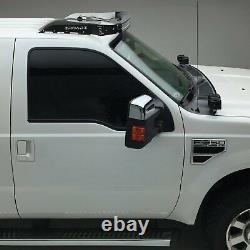 For Ford F-250 Super Duty 99-16 Mounts Mild Steel Bolt-on Roof Mounts for 52