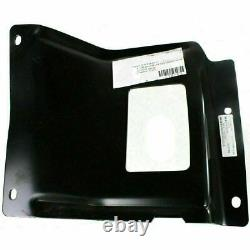 Front Bumper Outer Bracket + Mounting Plates For 2005-2007 Ford F-250 F-350