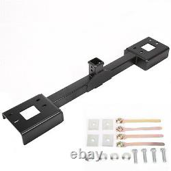 Front Mount Trailer Receiver Hitch For 1999-2007 Ford F-250/350 Super Duty New