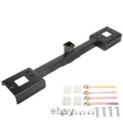 Front Mount Trailer Receiver Hitch NEW For 1999-2007 Ford F-250 F-350 Super Duty