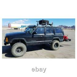 Heavy Duty Bar Carrier for Van Jeep GMC Chevy Crossbar Roof Mount Ladder Rack