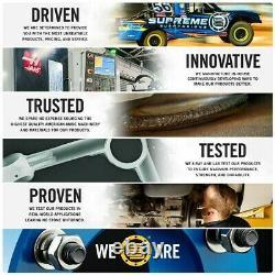 Heavy Duty Off-Road Utility Winch Bumper with Bull Bar For 2017-2020 Ford Raptor