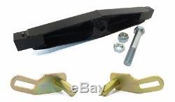 Heavy Duty Snow Plow PIVOT BAR & PIN KIT for Western Ultra Mount Snowplow Blade