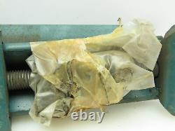 Heavy Duty Steel Screw Adjustable Foot Mount Electric Motor Base Rails 4 x 28
