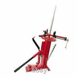 Multifunctional Manual Car Tire Changer Mount for 4 to 16 1/2 Tires Heavy Duty