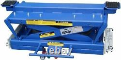New Best Value Professional 8,000 LBS. Heavy Duty Low Mount Rolling Air Jack