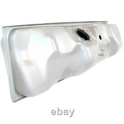 Side Mount Fuel Gas Tank for 90-96 Ford F150 F250 F350 Truck 16 Gallon