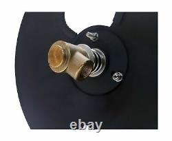 Skid or Wall Mount Super Heavy Duty Pressure Washer Hose Reel, 3/8In x 100FT