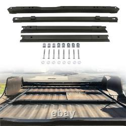 Truck Short Bed Floor Support Crossmember Kit Fit for Ford Super Duty 1999-2017