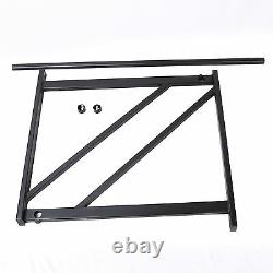 Wall Mounted Heavy Duty Chin Pull Up Bar Gym Workout Training Fitness Pro Mount