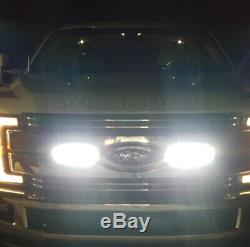 30w Cree Led Bars Avec Support Calandre Câblages Pour 17-up Ford F250 F350