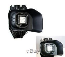 40w Cree Led Cube Fog Light Kit Withbezel Cover, Câblage Pour 2011-16 F250 F350 F450
