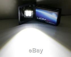 40w Cree Led Pods Withfoglight Cover, Mounts Support, Relais Pour 2014-15 Gmc 1500