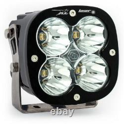 Baja Designs XL Black High Speed Spot Laser Light Pod Avec Support De Montage