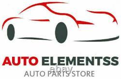 Bumper Avant Chrome Acier + Supports De Montage Pour 2008-2010 Ford F-250 F-350