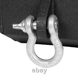 Bumper Avant Noir Pour 07-13 Chevy Silverado 1500 Remplacement 3 Pièces 22-515-07