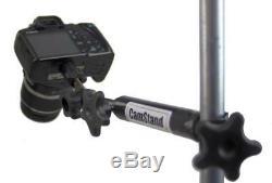 Camstand 9 Hd Heavy Duty Caméra Mont / Support / Trépied Fait Aux Etats-unis