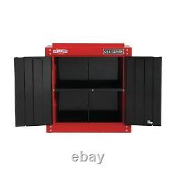 Craftsman 28-in Steel Garage Wall-mounted Storage Cabinet Power Tool Heavy-duty