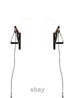 Crossover De Câble Mural Robuste