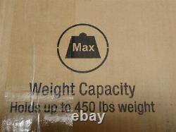 Fleximounts 4' X 6' Heavy Duty Garage Ceiling Mount Support De Rangement Réglable