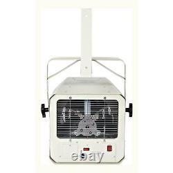 Garage Thermostat De Chauffage Mural/montage 240 Volts Thermostat À Distance Lourd En Métal