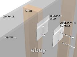Lavage À La Main Eliminez 3 Utilisateurs Multiposte 60 Support Mural En Acier Inoxydable Heavy Duty