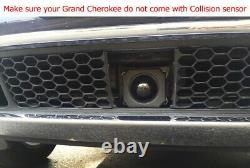 Lower Grille Mont 20 Pouces Led Light Bar Kit Pour 2011-2020 Jeep Grand Cherokee
