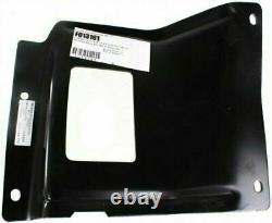 Pare-chocs Avant Extérieur Support + Support De Plaque Pour 05-07 Ford Super Duty F-250 F-350