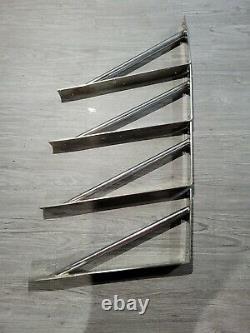 Plate-forme De Montage De Nage De Bateau En Acier Inoxydable 9x 19 3/4