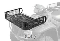 Quadboss 04-0824-qb Frontale Heavy Duty Steel Mesh Universal Rack Atv Quad