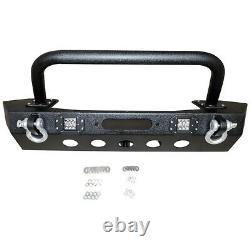 Rt20044 Rt Off-road Bumper Face Bar Nouveau Pour Jeep Gladiator Wrangler 18-19