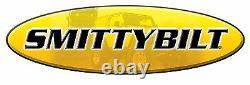 Smittybilt Sure Step 3 Barres Latérales En Acier Inoxydable Pour 1976-1986 Jeep Cj-7