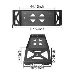 Support Cargo En Acier Lourd Avec Son-ascenseur Jack Mount Pour 07-13 Toyota Tundra