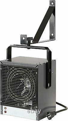 Support De Chauffage Électrique De Garage Et D'atelier Pour Poids Lourds Thermostat Intégré