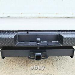 Trailer Hitch V Classe 5 Remorquage Mount 15410 Pour Ford F-250 F-350 F-450 Super Duty